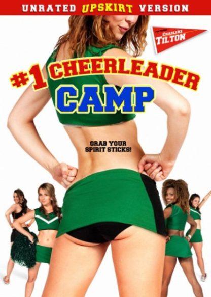 #1 Cheerleader Camp (2010) starring Charlene Tilton on DVD on DVD
