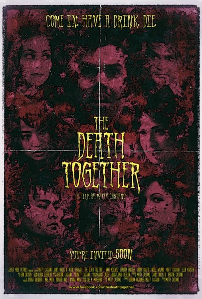 1 Dead Party (2013) starring Cameron Brexler on DVD on DVD