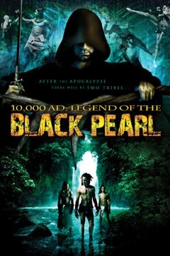 10,000 A.D.: The Legend of a Black Pearl (2008) with English Subtitles on DVD on DVD