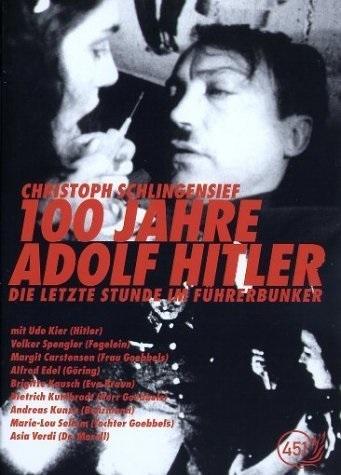 100 Jahre Adolf Hitler - Die letzte Stunde im Führerbunker (1989) with English Subtitles on DVD on DVD