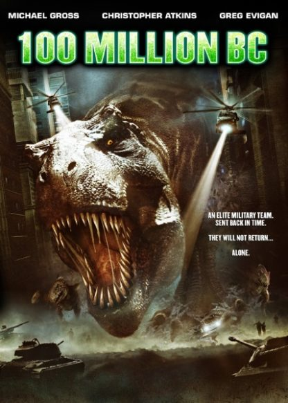 100 Million BC (2008) starring Michael Gross on DVD on DVD