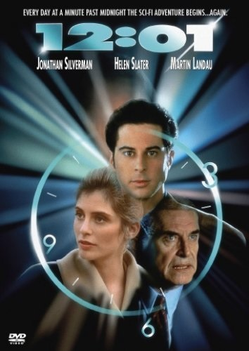 12:01 (1993) starring Jonathan Silverman on DVD on DVD