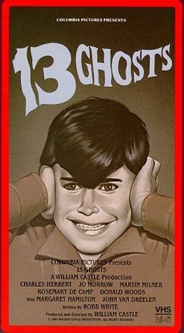 13 Ghosts (1960) starring Charles Herbert on DVD on DVD