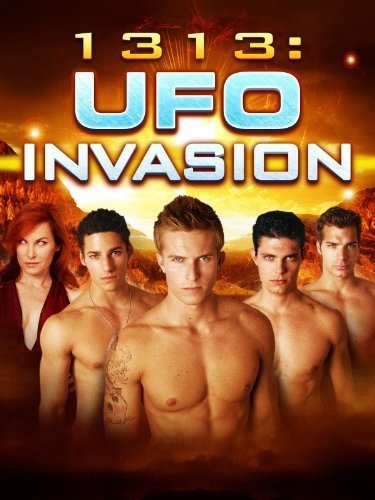 1313: UFO Invasion (2012) starring Aaron Thornton on DVD on DVD