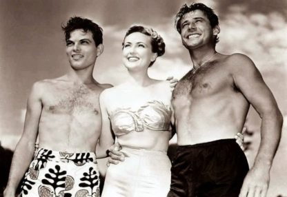 16 Fathoms Deep (1948) starring Lon Chaney Jr. on DVD on DVD