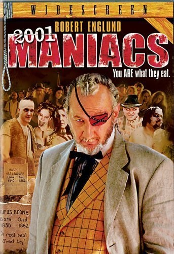 2001 Maniacs (2005) starring Robert Englund on DVD on DVD