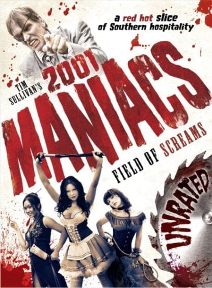 2001 Maniacs: Field of Screams (2010) starring Bill Moseley on DVD on DVD