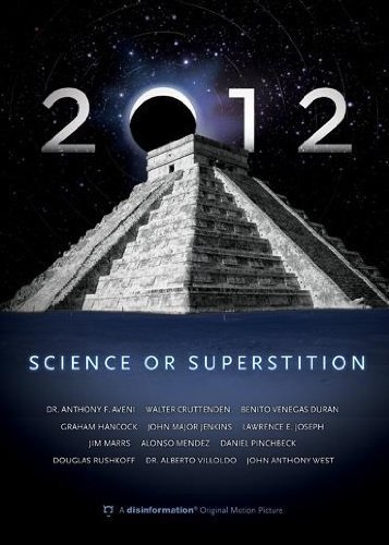2012: Science or Superstition (2009) starring Anthony F. Aveni on DVD on DVD