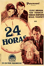 24 Hours (1931) starring Clive Brook on DVD on DVD