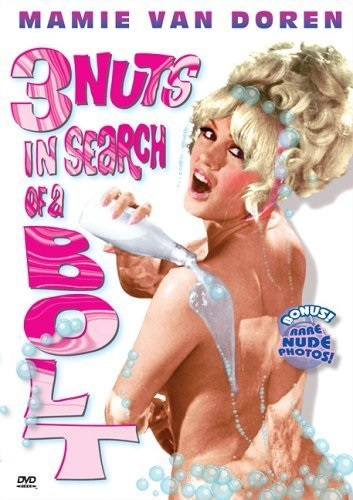 3 Nuts in Search of a Bolt (1964) starring Mamie Van Doren on DVD on DVD