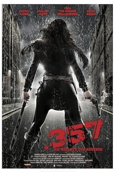 .357 (2013) starring Laurie Love on DVD on DVD