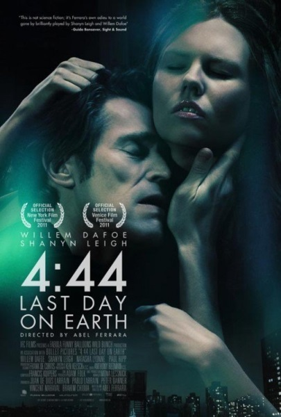 4:44 Last Day on Earth (2011) starring Shanyn Leigh on DVD on DVD
