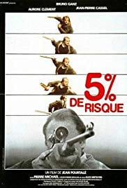 5% de risque (1980) with English Subtitles on DVD on DVD