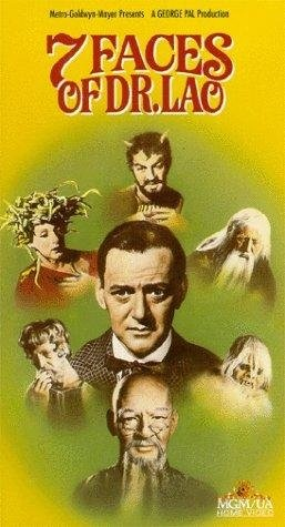 7 Faces of Dr. Lao (1964) starring Tony Randall on DVD on DVD