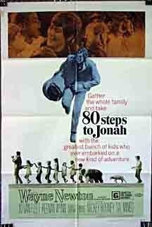 80 Steps to Jonah (1969) starring Wayne Newton on DVD on DVD