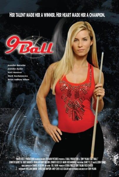 9-Ball (2012) starring Jennifer Barretta on DVD on DVD