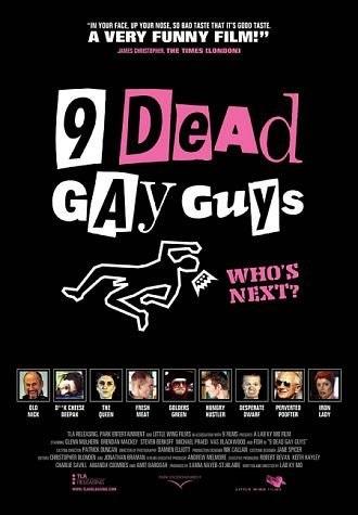 9 Dead Gay Guys (2002) starring Glen Mulhern on DVD on DVD