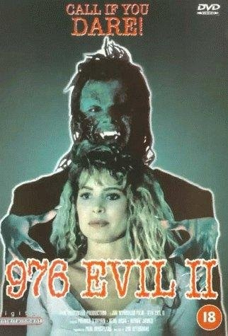976-Evil II (1991) starring Debbie James on DVD on DVD