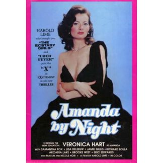 Amanda by Night (1981) DVD