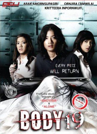 Body 2007 US Poster
