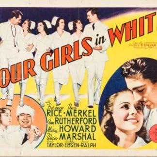 Four Girls In White 1939 DVD