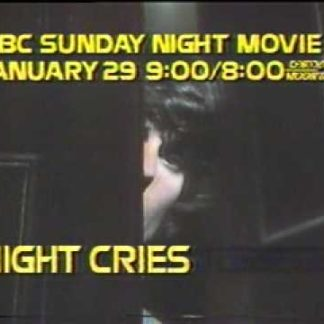 Night Cries (1978) DVD