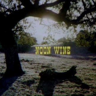 Noon Wine (1966) DVD