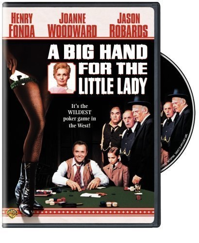 A Big Hand for the Little Lady (1966) starring Henry Fonda on DVD on DVD