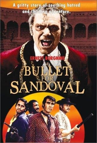 A Bullet for Sandoval (1969) with English Subtitles on DVD on DVD
