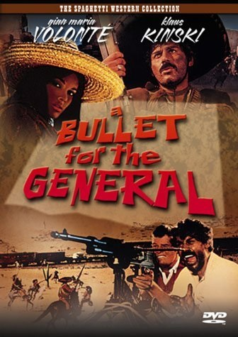 A Bullet for the General (1967) with English Subtitles on DVD on DVD