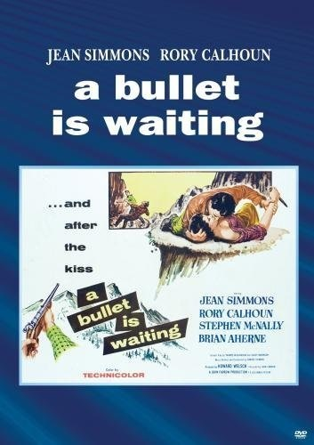 A Bullet Is Waiting (1954) starring Rory Calhoun on DVD on DVD