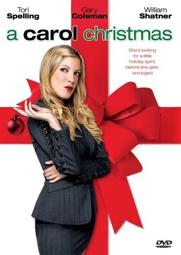 A Carol Christmas (2003) starring Tori Spelling on DVD on DVD