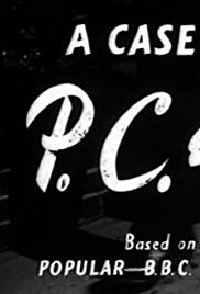 A Case for PC 49 (1951) starring Brian Reece on DVD on DVD