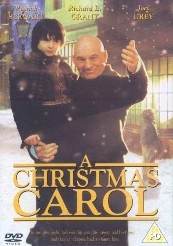 A Christmas Carol (1999) starring Patrick Stewart on DVD on DVD