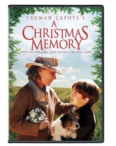 A Christmas Memory (1997) starring Patty Duke on DVD on DVD