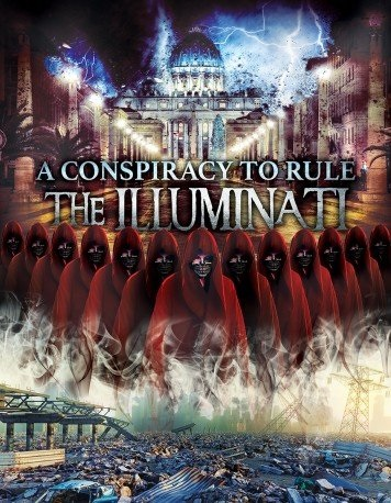 A Conspiracy to Rule: The Illuminati (2017) starring Razor Keeves on DVD on DVD