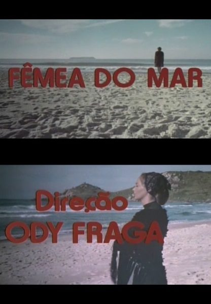 A Fêmea do Mar (1981) with English Subtitles on DVD on DVD