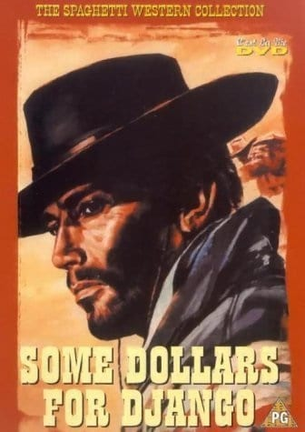 A Few Dollars for Django (1966) with English Subtitles on DVD on DVD