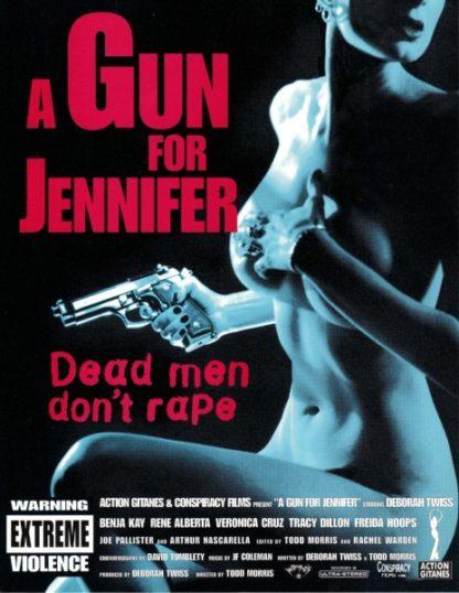 A Gun for Jennifer (1997) starring Deborah Twiss on DVD on DVD