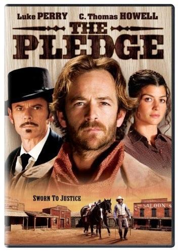 A Gunfighter's Pledge (2008) starring Luke Perry on DVD on DVD