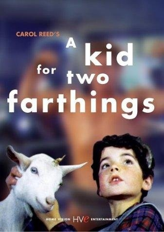 A Kid for Two Farthings (1955) starring Celia Johnson on DVD on DVD