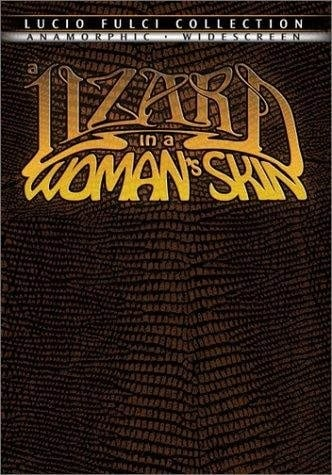 A Lizard in a Woman's Skin (1971) with English Subtitles on DVD on DVD