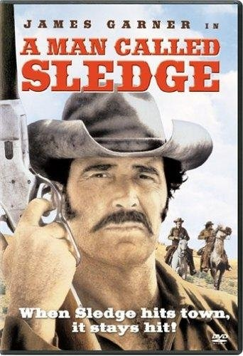 A Man Called Sledge (1970) starring James Garner on DVD on DVD