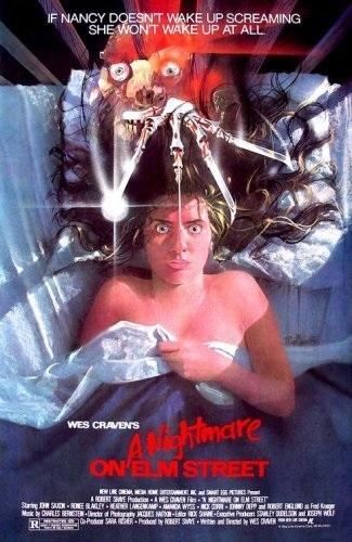 A Nightmare on Elm Street (1984) starring John Saxon on DVD on DVD