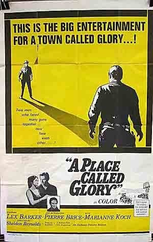 A Place Called Glory (1965) with English Subtitles on DVD on DVD