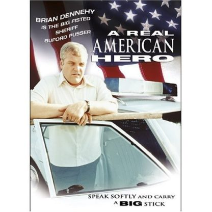 A Real American Hero (1978) starring Brian Dennehy on DVD on DVD