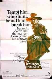 A Stranger in Town (1967) with English Subtitles on DVD on DVD