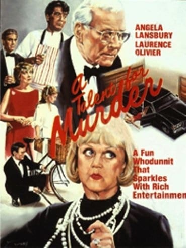 A Talent for Murder (1984) starring Angela Lansbury on DVD on DVD