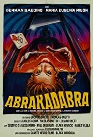 Abrakadabra (2018) starring German Baudino on DVD on DVD
