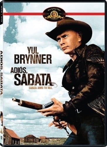 Adiós, Sabata (1970) with English Subtitles on DVD on DVD